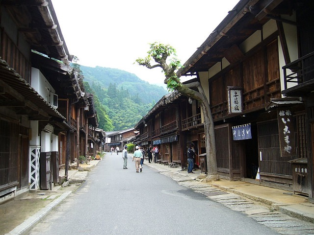 Nagano Tsumago | Authentic Atmosphere of the Rustic Post Roads