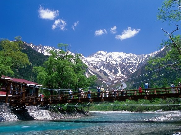 Nagano Kamikochi national state | Spectacular Mountain Scenery