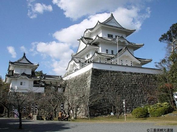 Iga Ueno Castle | White Phoenix Castle
