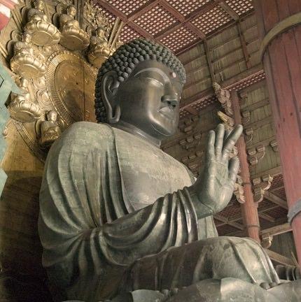 Nara | Todaiji-Giant Buddha