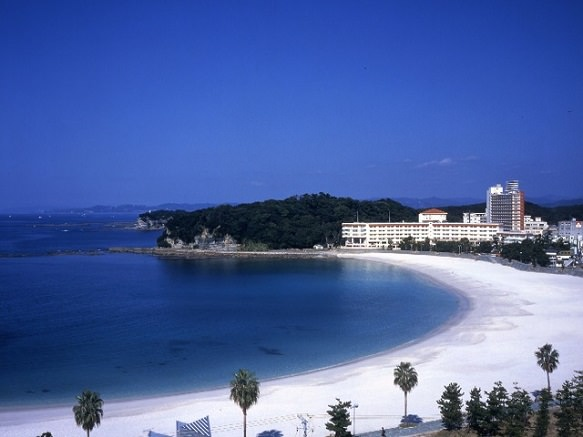 Wakayama Nanki-Shirahama | Breathtaking White Sand Beach