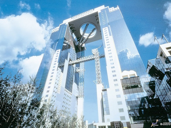 Osaka Umeda Sky Building | Sky High in Osaka