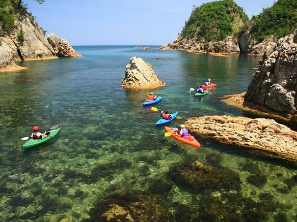 Tottori Uradome Coast | San'in Matsushima