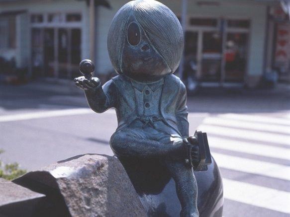 Tottori Mizuki Shigeru Road | Gegege no Kitaro