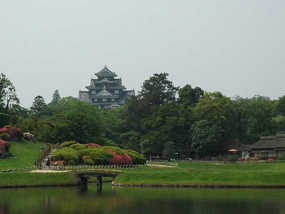 Okayama Korakuen Garden | Top Three Landscape Gardens