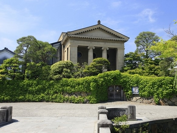 the Oldest Western Art Museum in Japan | Okayama