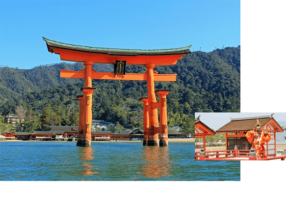 Istukushima Shrine | Hiroshima