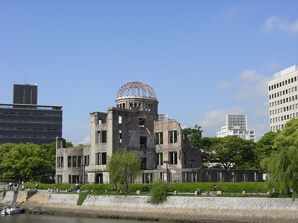 Hiroshima A-Bomb Dome | Wishes for Everlasting Peace