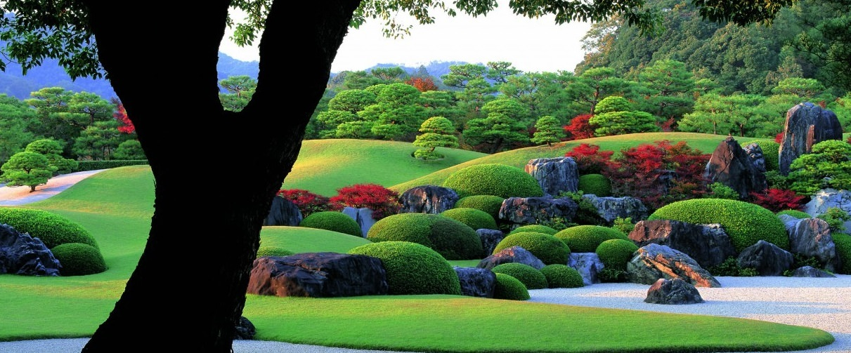 Award-Winning Japanese Garden