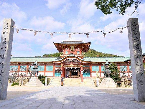 Yamaguchi Hofu Tenman-gu | Oldest Tenmangu Shrine