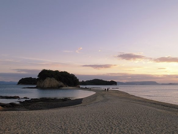 Kagawa Angel Road | Sandbar for Couples
