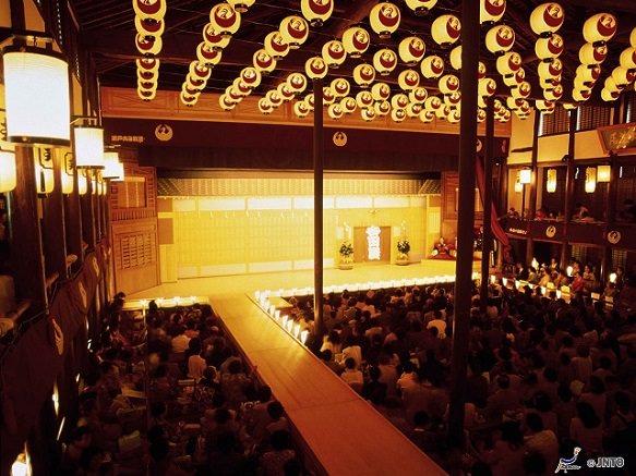 Kawaga | Oldest Kabuki Theater