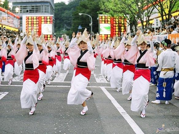 Shikoku Tokushima | Awa Dance Museum