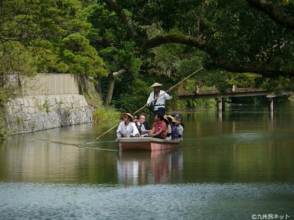 Fukuoka Yanagawa | Through the Canals