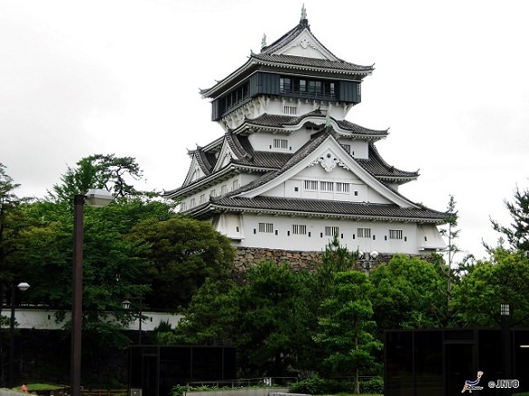 Fukuoka Kokura Castle | Gorgeous Four Tiered, Six Storied Donjon