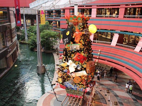 Fukuoka Canal City Hakata | Shopping and Entertainment Complex