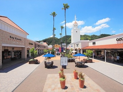 Premium Outlet Shopping in Kyushu