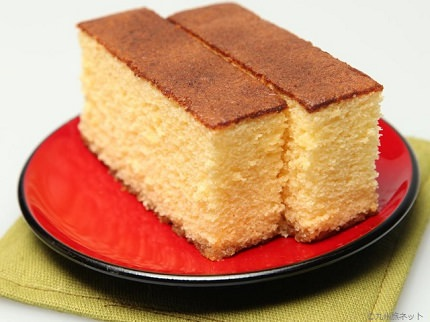 Castella Sweet Aroma Spongecake
