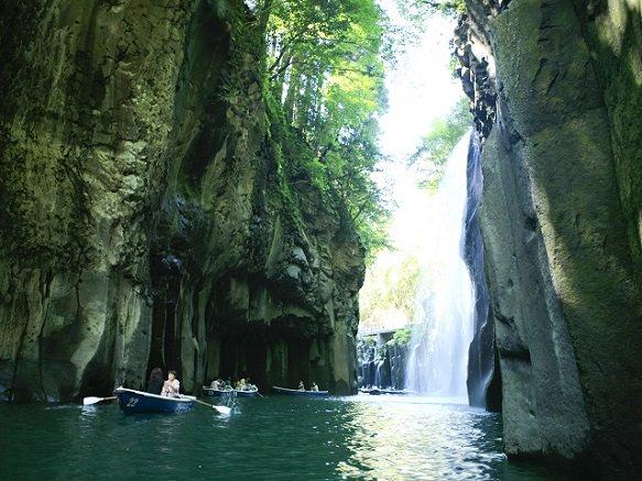 Gorgeous Waterfalls | Miyazaki