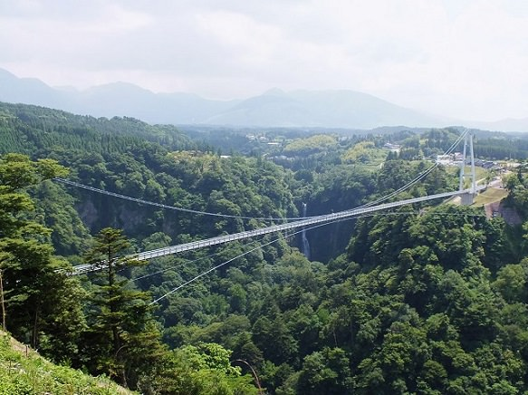 Dream Suspension Bridge | Largest Pedestrian Suspension Bridge