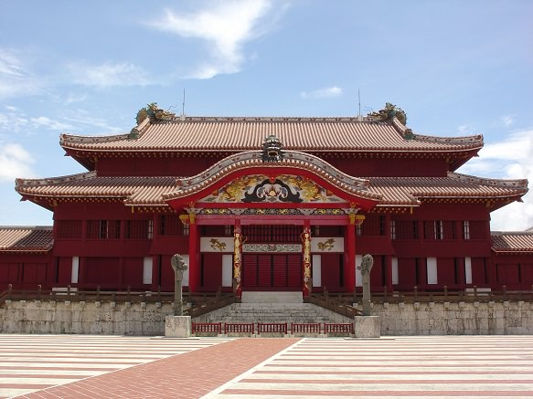 Okinawa Shuri Castle | Residence of the Ryukyu Kings