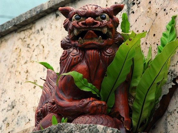 Okinawa Shisa | Keeping the Bad Luck Away
