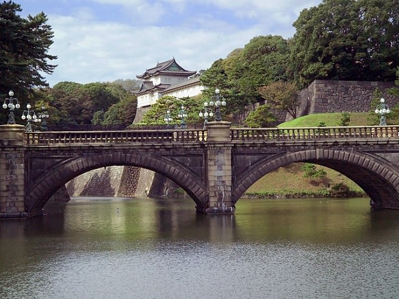 Tokyo Imperial Palace Plaza | Emperor's Residence