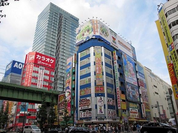 Tokyo Akihabara | Mecca of Electronics and Otaku
