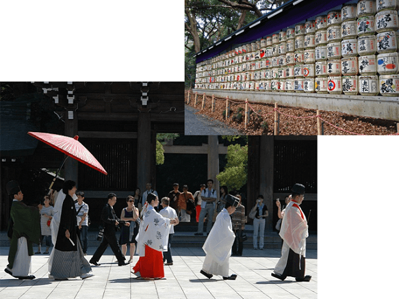Tokyo Meiji Shrine | Dedicated to the Meiji Emperor and Empress