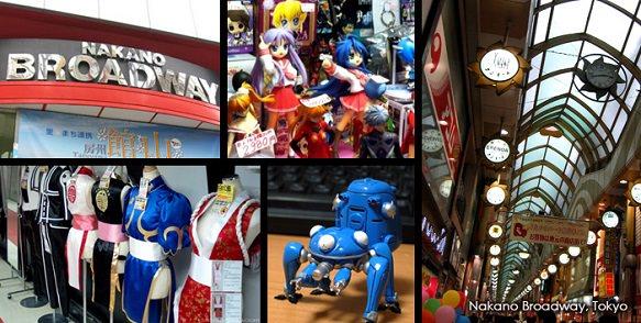 Otaku Paradise | Tokyo<br><em>Anime, Manga, & Game</em>