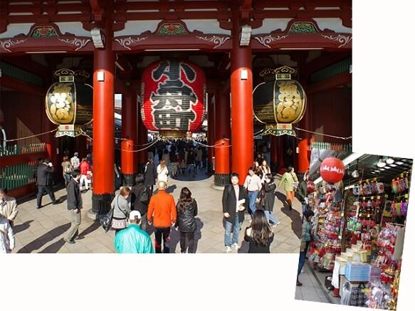 Tokyo Asakusa | Shopping on a Street With History