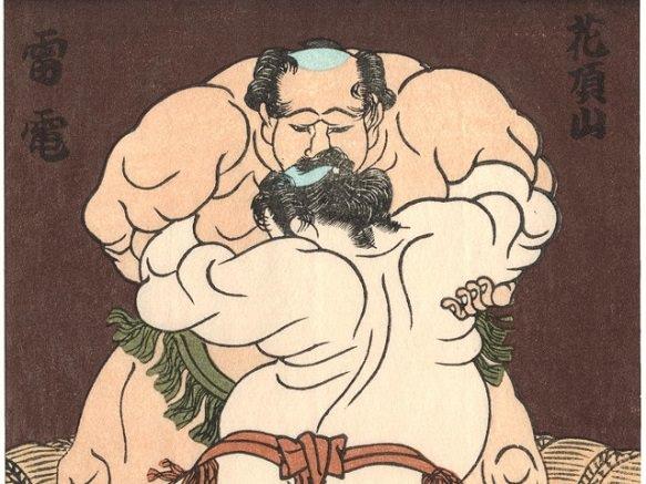 Tokyo Sumo Museum | Preserve a wide range of sumo materials - Banzuke, Aprons