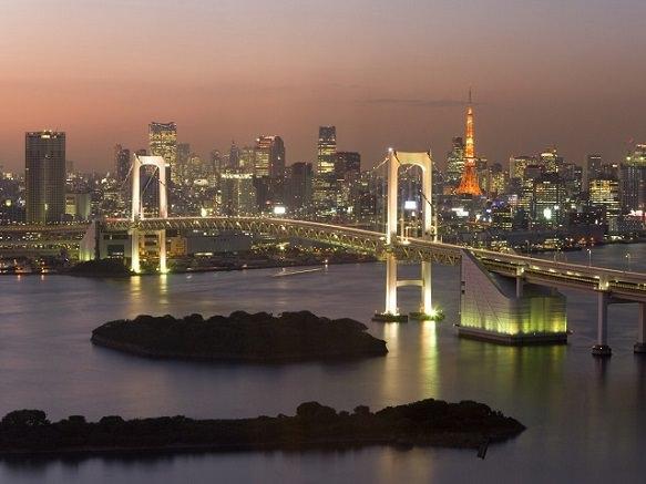 Tokyo Odaiba | Island on Tokyo Bay