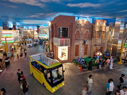 Tokyo Kidzania | Educational Amusement Park, Replicating a Real City