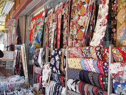 Tokyo Nippori Textile Town | Fabric District