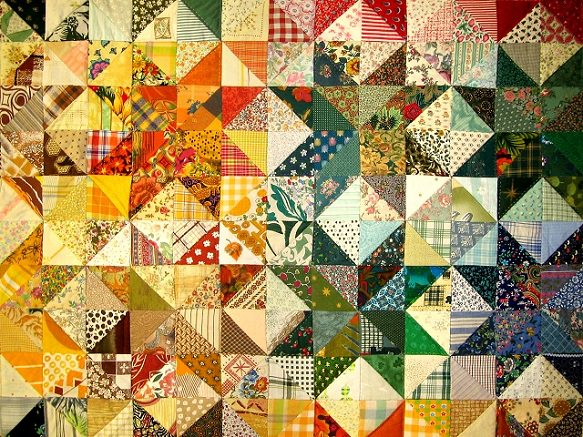 Tokyo The Largest Quilt Show in the World
