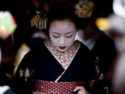 Kyoto Gion District | Meet the Geiko and Maiko
