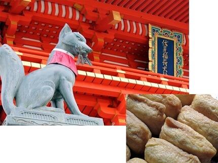 Fox - Inari's messengers