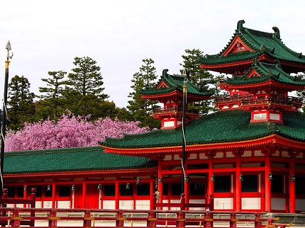 Kyoto Heian Shrine | For the 1,100th Anniversary of Kyoto
