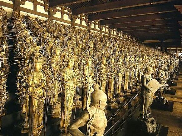 Kyoto Sanjusangendo | 1,001 Statues of Kannon