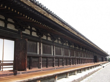 Kyoto Sanjusangendo | Japan's longest wooden structure