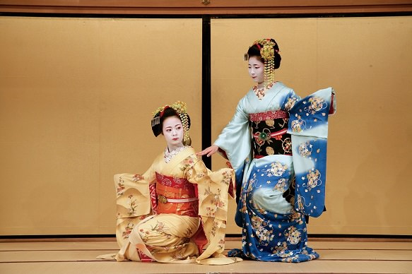 Kyoto Gion Corner | Experience 7 kinds of Japanese traditional arts and entertainment