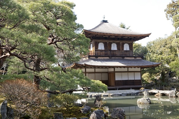 Kyoto | The Silver Pavilion