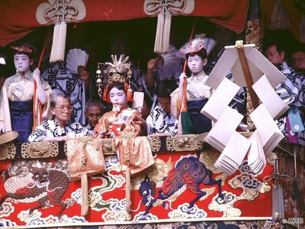 Floats and History - Kyoto Gion Festival