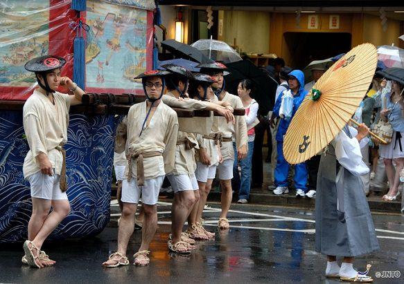 Main Events - Kyoto Gion Festival