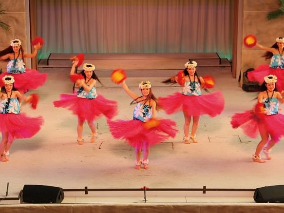 Fukushima Spa Resort Hawaiians | Authentic Polynesian Dance Shows