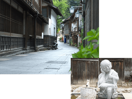 Yudanaka | Onsen Not Just for Snow Monkeys