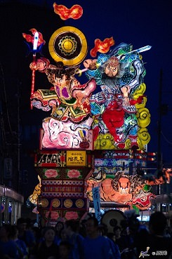 Nebuta Warrior Dolls