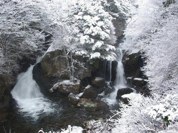 Nikko Ryuzu Waterfall   Dragon Head Waterfall