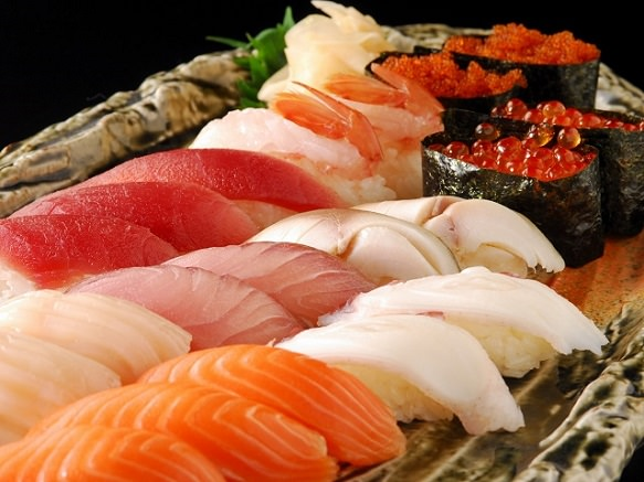Sushi at Reasonable Prices